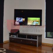 Swansea-indoor Heos soundbar TV 1