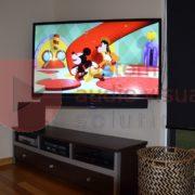 Swansea-indoor Heos soundbar TV 2