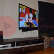 Swansea-indoor Heos soundbar TV 3