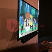 Swansea-indoor Heos soundbar TV 4