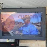 Swansea-outdoor TV 6