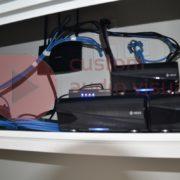 Heos Amp install