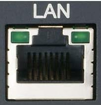 LAN port