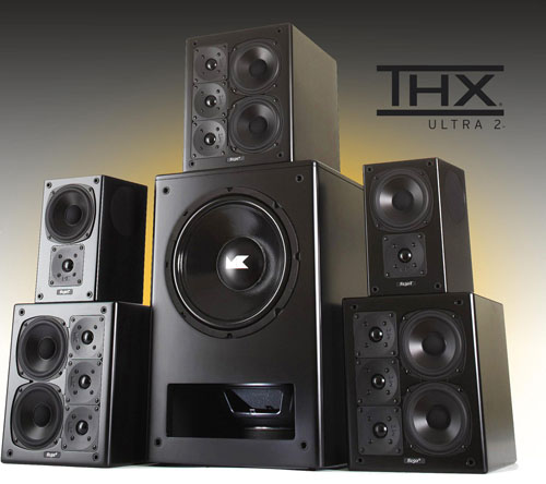 Just like dolby digital the thx experence custom av - Thx home cinema ...