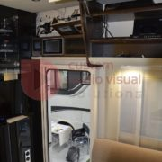 Concorde Motorhome equipment install