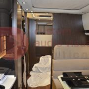 Concorde Motorhome install inside
