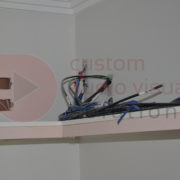 Home Theatre central cabling - Teralba