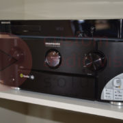 Marantz amplifier and Samsung PVR