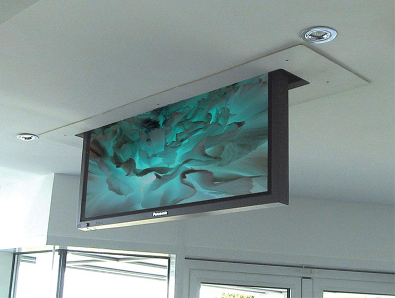 Tv And Projector Lifter Custom Av Solutions