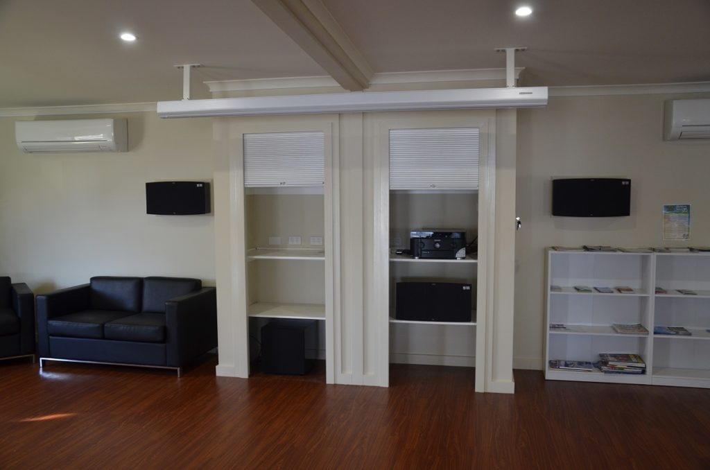 Stockton Holiday Park Home Theatre System