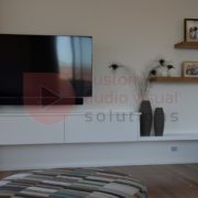 Heos and TV installation completed