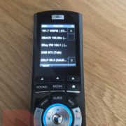 automation remote control, select a radio station