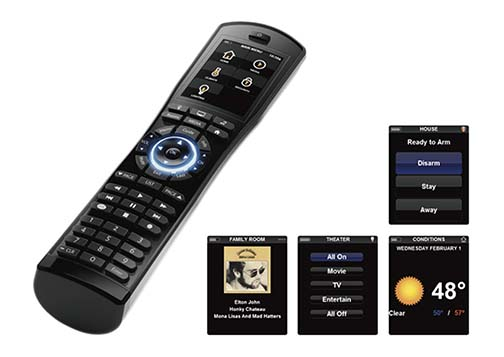 Remote Control System to Control Home Automation