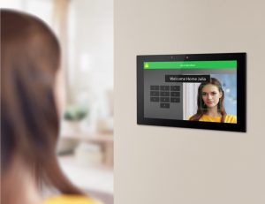 Facial Recognition Touch Screen
