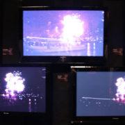 Different TV screens
