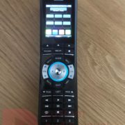 automation remote control controlling TV